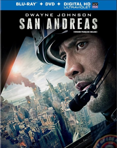 San Andreas Fayı – San Andreas | 2015 | Bluray 1080p | Dual TR-EN | Tek Link