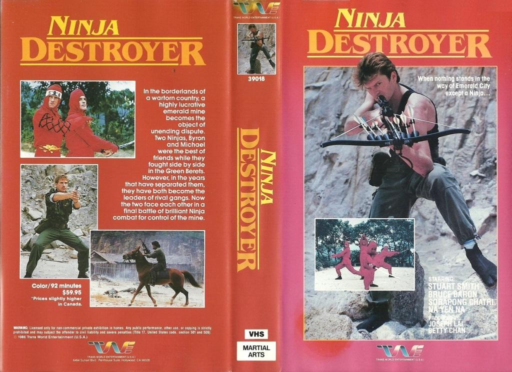 Yokedici Ninja (Ninja Destroyer) 1986 Dvdrip Dual Türkce Dublaj BB66 (4) - barbarus