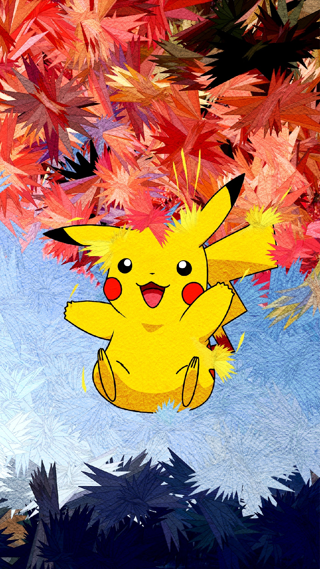 Pokemon Go Pikachu pastel Iphone hd wallpaper - Wallect