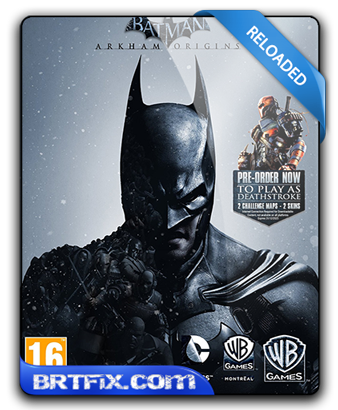 Batman Arkham Origins RELOADED Full Oyun İndir Download Yükle