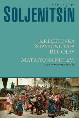 Aleksandr Soljenitsin Kreçetovka İstasyonu'nda Bir Olay Pdf E-kitap indir