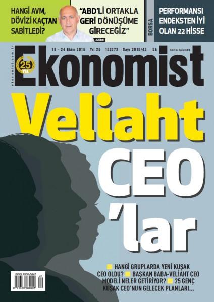 Ekonomist 18 Ekim 2015
