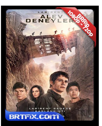 Labirent: Alev Deneyleri - Maze Runner The Scorch Trials (2015) BRRip 720p 1080p 4K ULTRA HD Anamorphic Türkçe Dublaj Film İndir