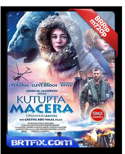 Kutupta Macera - Operasjon Arktis (2014) BRRip m720p Türkçe Dublaj Film İndir