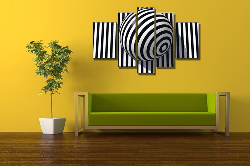 3D canvas wall table examples 9 | 3D canvas wall paintig