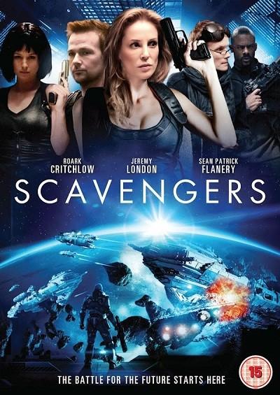 Tutucular Scavengers 2013 ( BRRip XviD ) Türkçe Dublaj