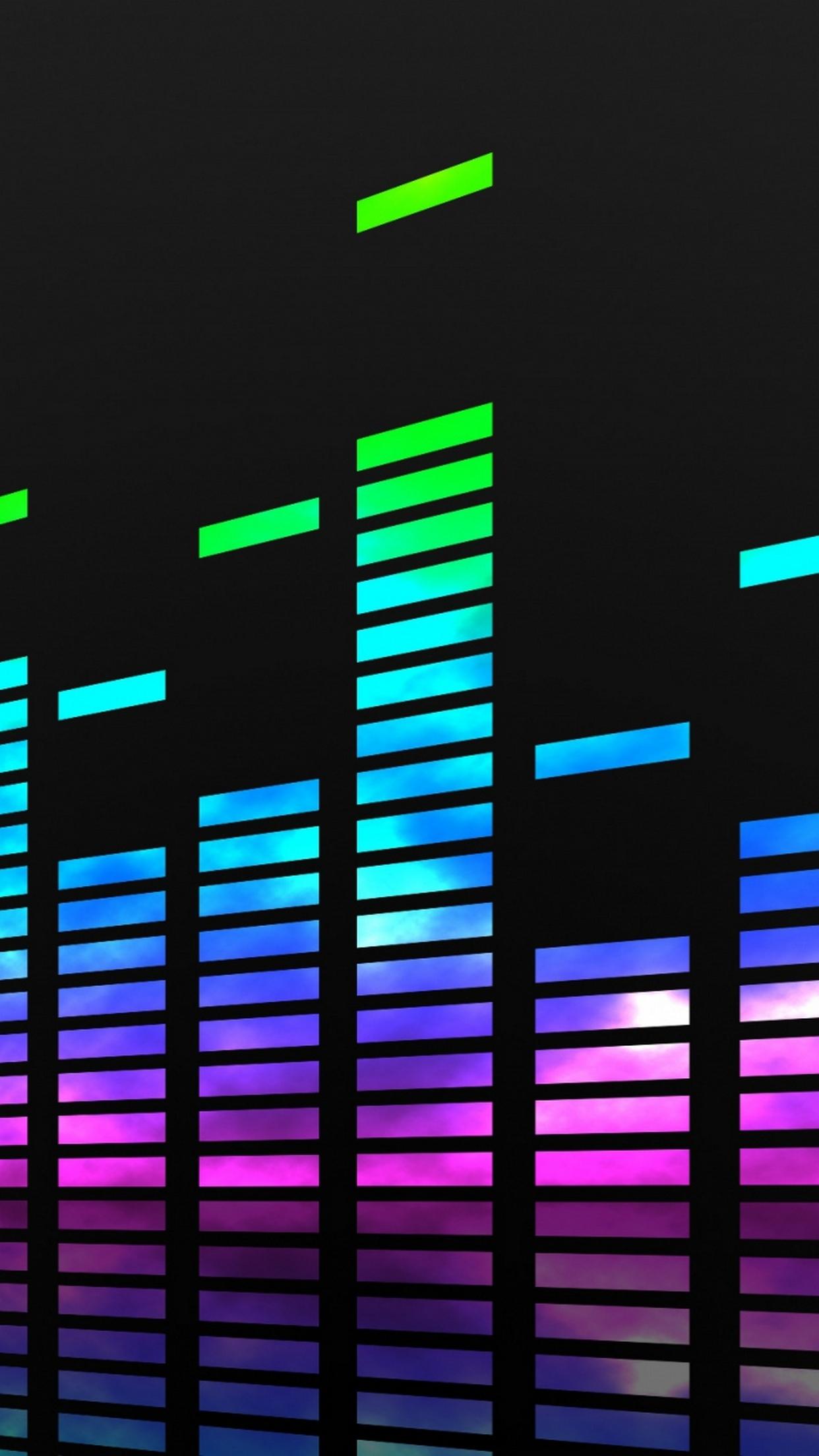 Music Equalizer Hd Rainbows