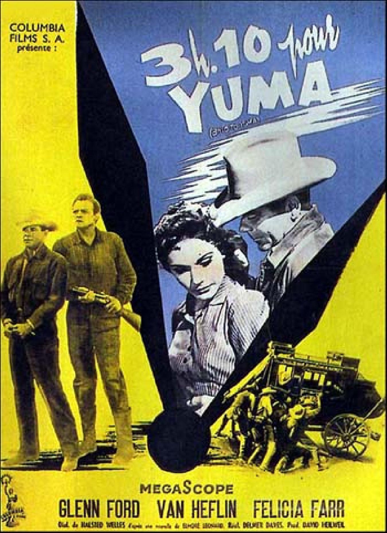 310 to Yuma 1957  Rotten Tomatoes