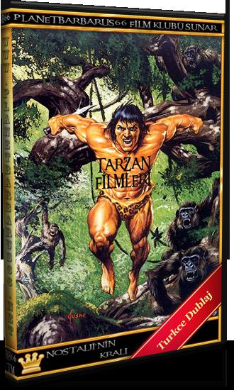 Tarzan Filmleri Türkce Dublaj - barbarus