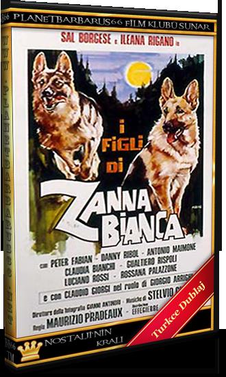 Beyaz Dişin Şarkıları (The Sons of White Fang) 1974 Tvrip Dual Türkce Dublaj BB66 - barbarus