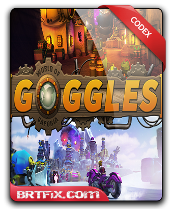 Goggles: World of Vaporia Full İndir Oyun Download Yükle