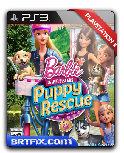 Barbie and her Sisters Puppy Rescue PS3 DUPLEX  Full İndir Download  Yükle