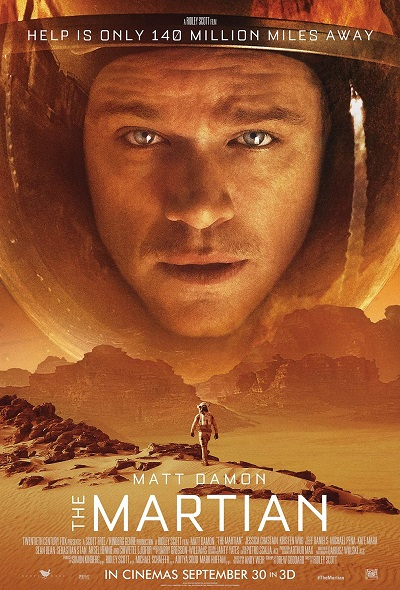 Marslı - The Martian 2015 BRRip 720p 1080p 2160p 3D Türkçe Dublaj Download Yükle İndir