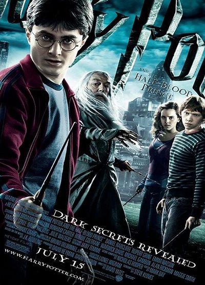 Harry Potter Potter ve Melez Prens 2009 BRRip 720p 1080p Türkçe Dublaj Download İndir Yukle
