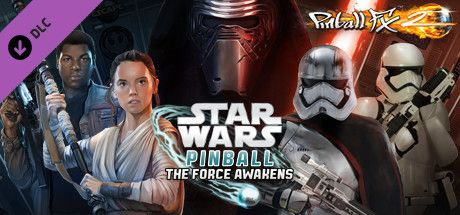 Pinball FX2 Star Wars Pinball The.Force Awakens Pack - SKIDROW Full Oyun İndir