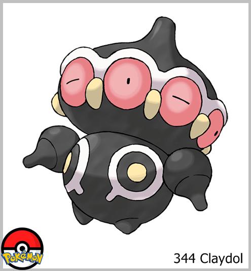 344 Claydol