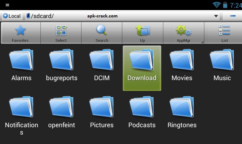 Es file explorer latest version free download