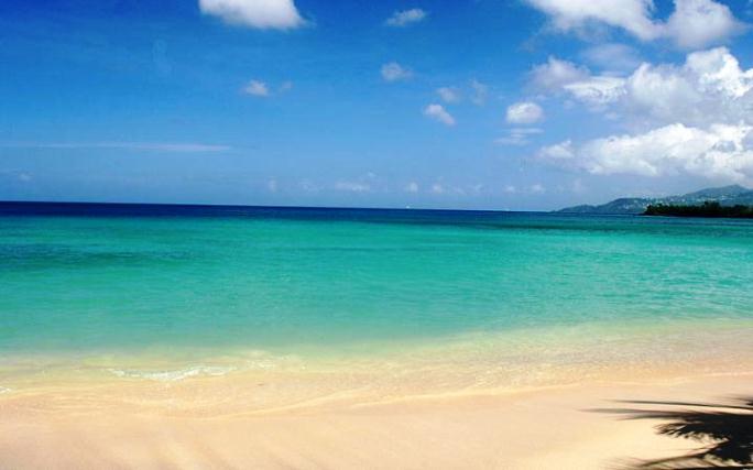 top best caribbean beaches
