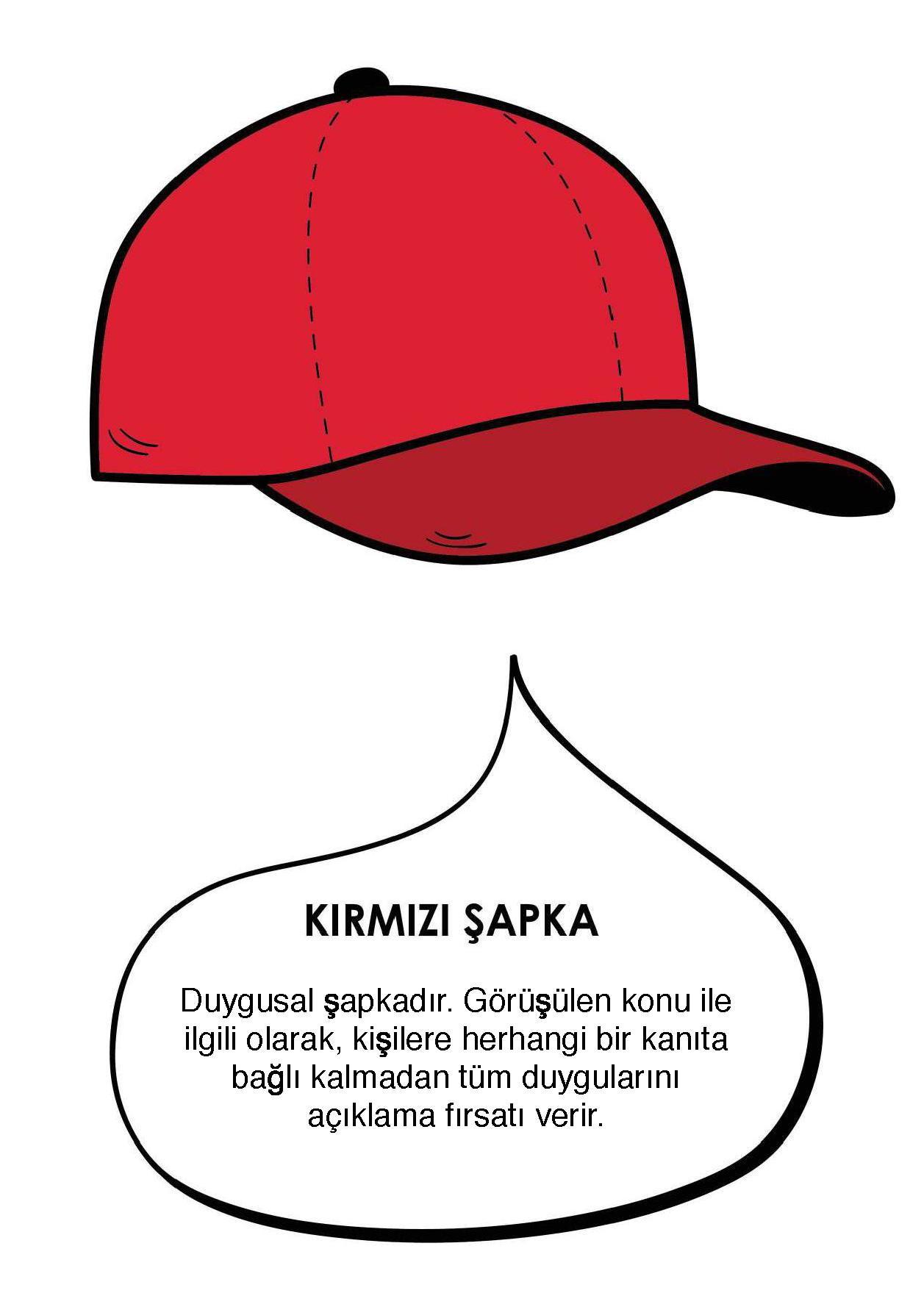 2)Kırmızı Şapka : DUYGULAR