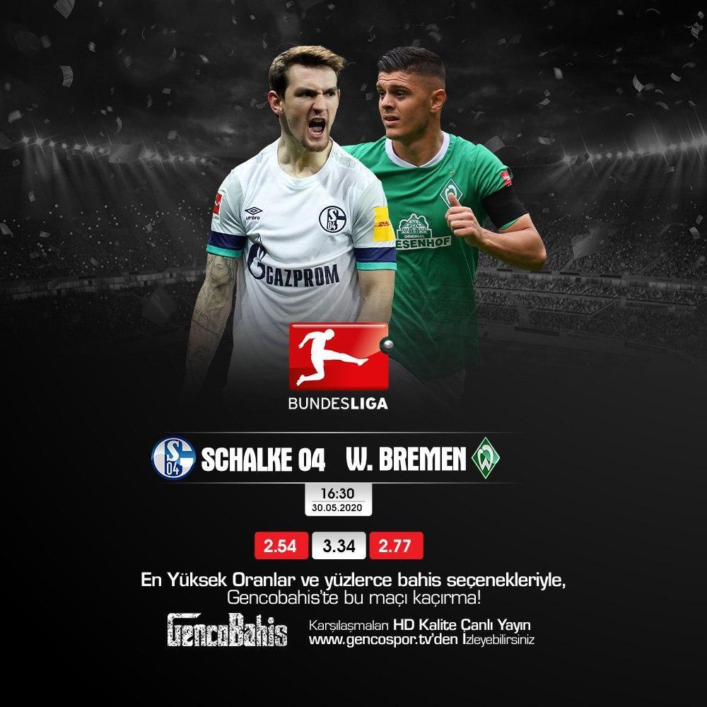 30.05.2020 Schalke Bremen