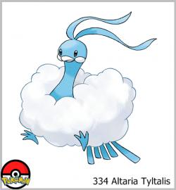 334 Altaria Tyltalis