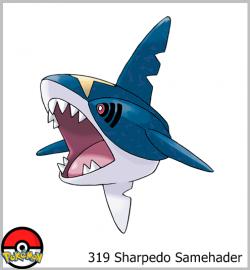 319 Sharpedo Samehader