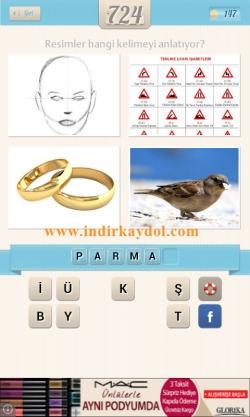 Resimli Kelime Bulmaca Cevapları - 6 Harfli Cevaplar Devamı ...