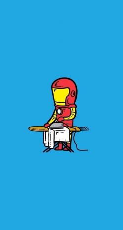 ironing robot