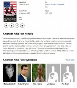Amerikan Ninja (American Ninja) 1985 Bluray 720p.x264 Dual