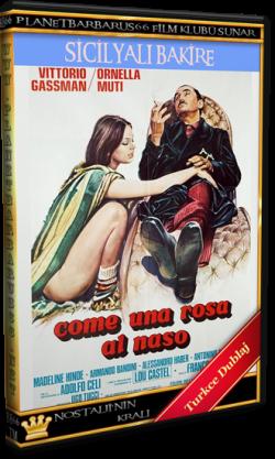Sicilyalı Bakire (Come una rosa al naso) 1976 Dvdrip Dual Türkce Dublaj BB66