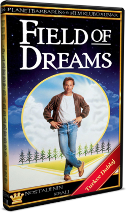 Düşler Tarlası (Field Of Dreams) 1989 BluRay 720p.x264 Double Dual Vhs Türkce Dublaj BB66