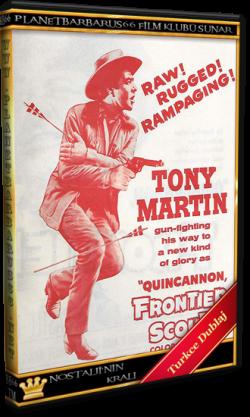 Sınır Devriyesi (Quincannon, Frontier Scout) 1956 Dvdrip Türkce Dublaj