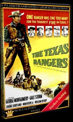 Texas polisleri (The Texas Rangers) 1951 Dvdrip Dual Türkce Dublaj